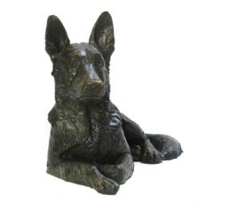 German-Shepherd-casket