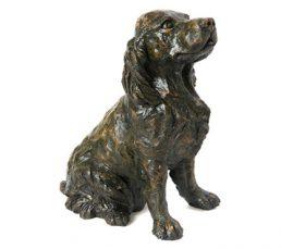 spaniell-bronze-dog-casket